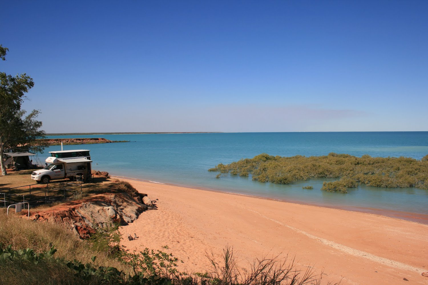 Endlich in Broome